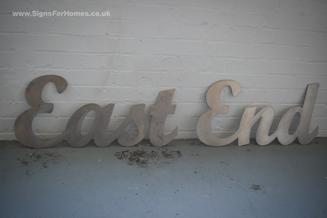 Vintage Style 'East End'