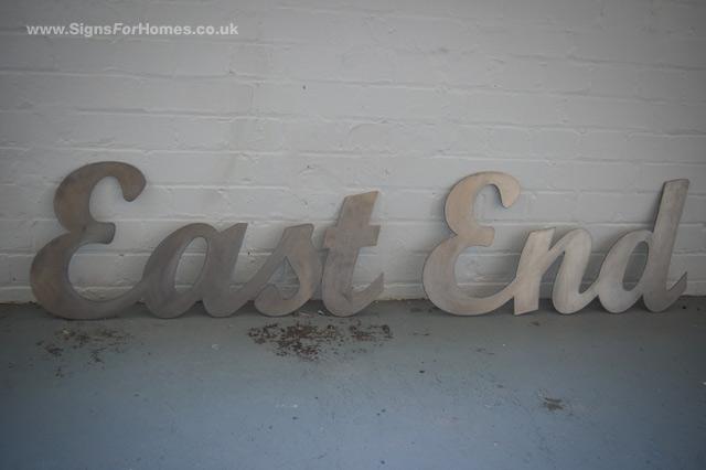 Vintage Style 'East End'