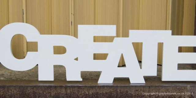 Create Sign