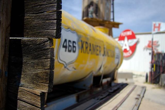 Tanker at Kramer Junction
